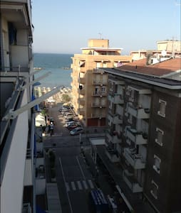Seaview in Adriatico 6places sleep - Apartment