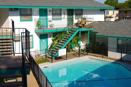 Austin City Limits - Stylish Studio - Austin - Apartment