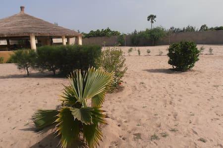 La Case des sables - Casa