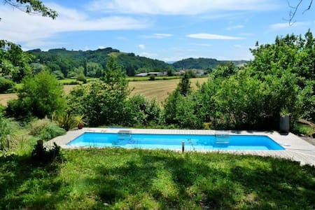 Chalet near Biarritz with pool (3) - Chalet