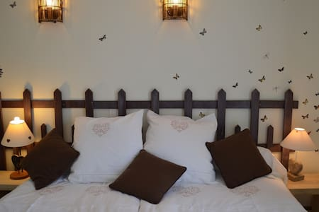 "Bed and breakfast ""Chocolatine"" - Le Coudray"