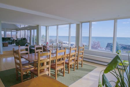 Maine Oceanfront Escape - Cape Elizabeth - House