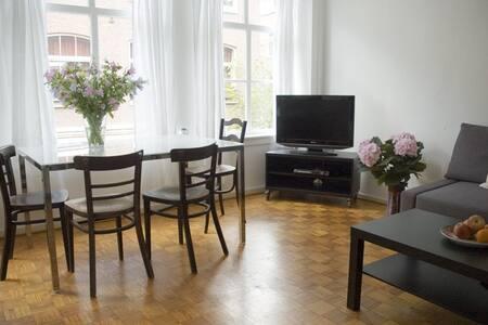 Unique apartment in the Jordaan