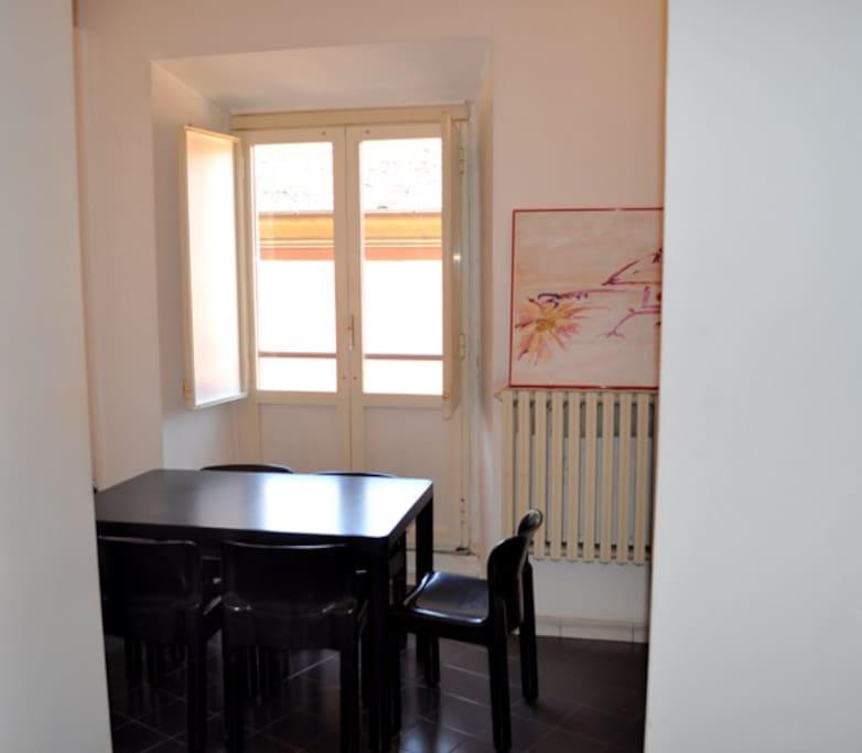 Bertani27-appartamento a Trastevere