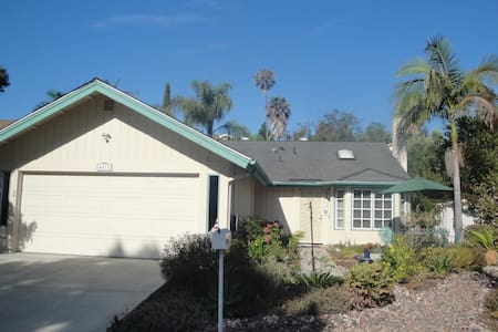 Peace by Beach, Comfortable Two! - Carlsbad - Bed & Breakfast