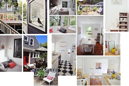 Room type: Entire home/apt Property type: House Accommodates: 4 Bedrooms: 2 Bathrooms: 1.5