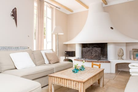 Charming property for 16 people  - La Roquette-sur-Siagne - House
