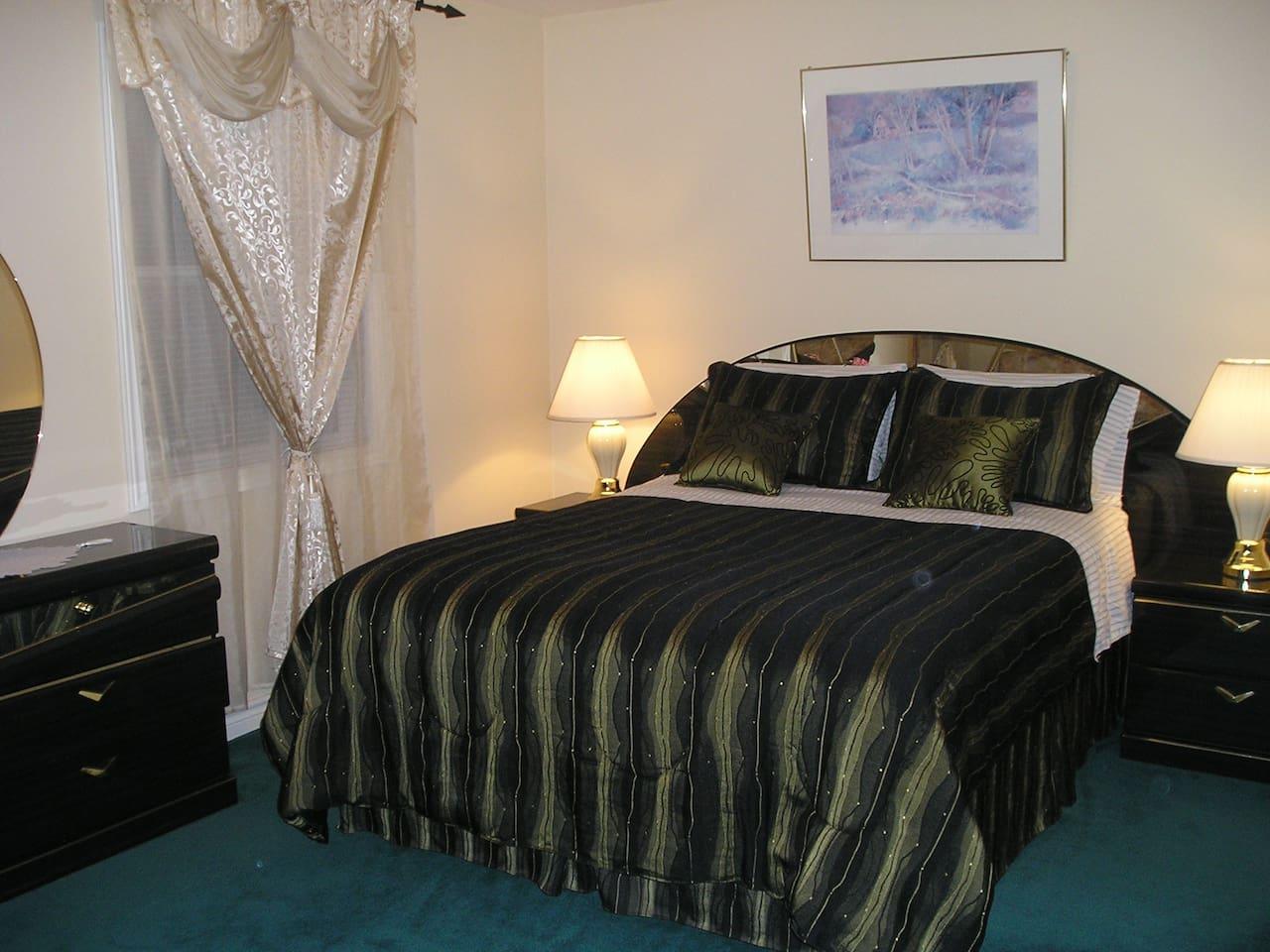 Domino Suite, Grand Room