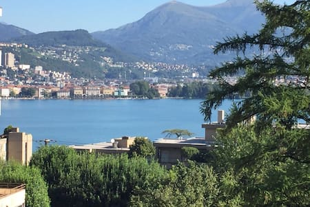 Moderne Wohnung in Lugano - Paradiso