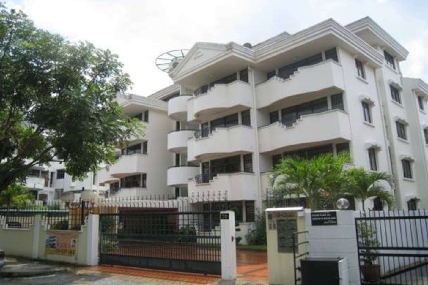 Luxury Apartment in a prime area in George Town, Penang