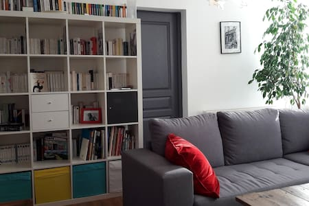 appartement de charme 60m2 - Pléneuf-Val-André - Appartement