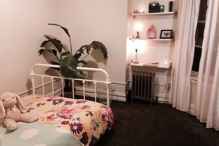 Pre War Park Slope on Prospect Park Bedroom 2 - Brooklyn - Apartment