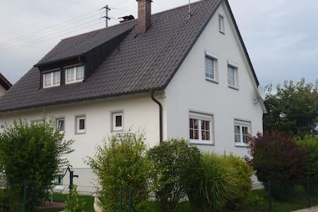 Gemütliche 2-Zi. Wohnung, 65 m² - Markt Indersdorf - Apartamento