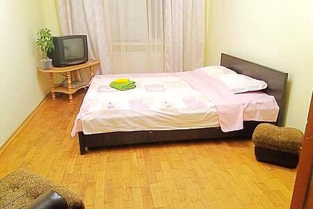Двухкомнатная квартира возле ЖД вокзала, в центре - Uzhhorod - Appartamento