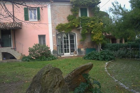 "Country house in Rimini - ""Podere Aquabona"" - Rimini - Talo"