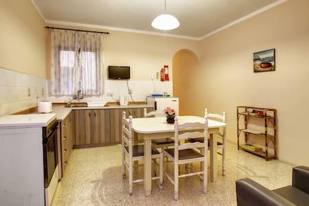 Apartments in Marsalforn Gozo - Zebbug