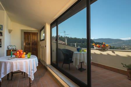 Attic Panoramic Center Fiesole - Fiesole