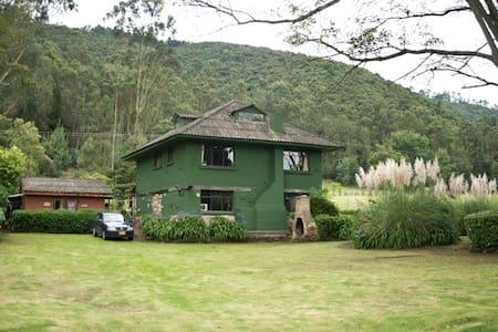 Oicatá special Farm - Villa