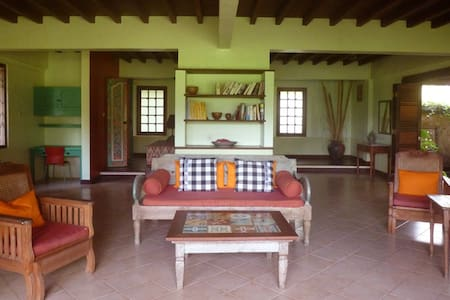 Ubud 3 Bedroom Cottage Country Home