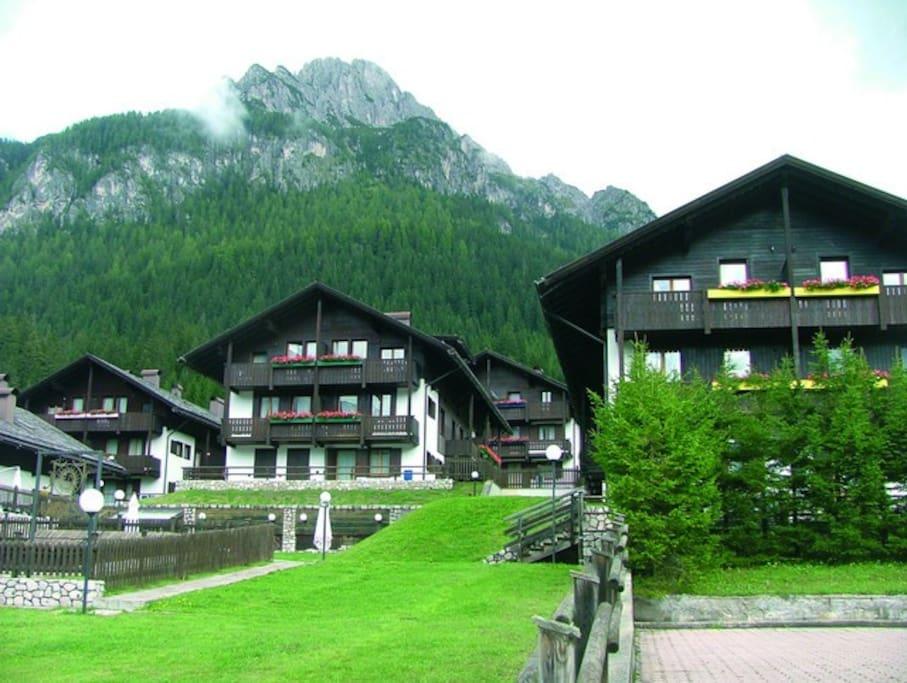 Wonderful Dolomites