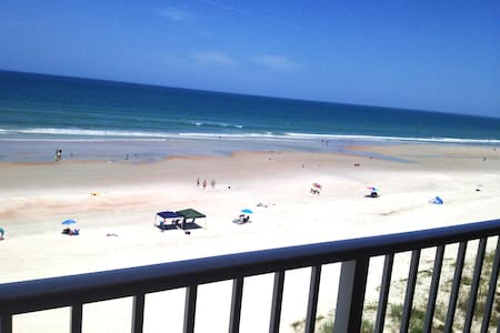 Oceanfront Condo - Ponce Inlet, FL - Amazing Views - Port Orange - Apartamento