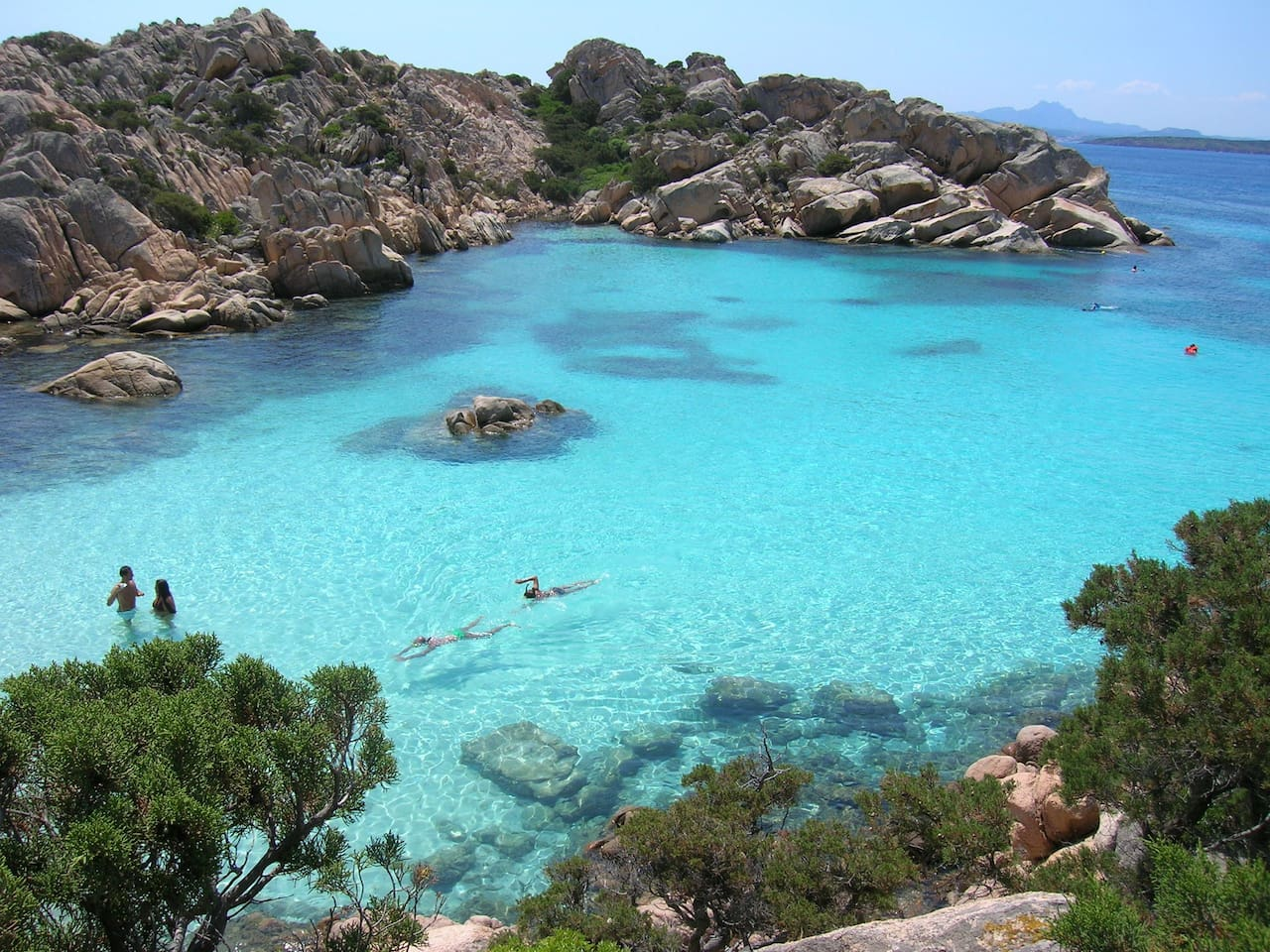 Beautiful La Maddalena