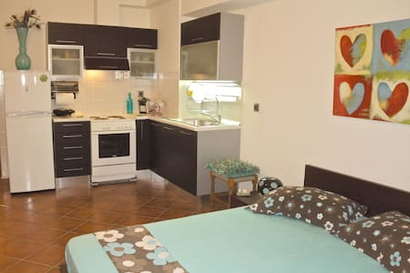Cosy studio in the centre of town! - Appartement
