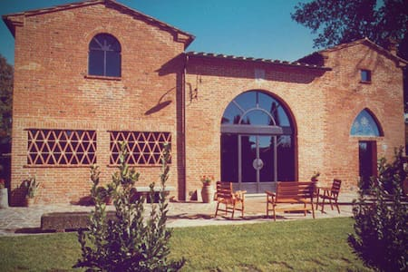 La Tobacca, heart of Tuscany - Bettolle - Hus