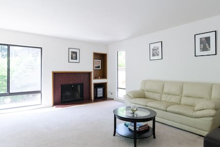 Beautiful 2BD on Stanford campus - Stanford - 公寓