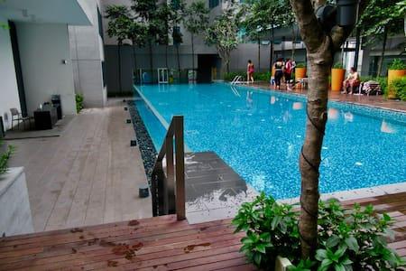 Resort Hostel near Twin Towers - Kuala Lumpur - Bed & Breakfast