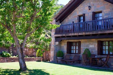 Habitación especial en el Pirineo   - Santa Cruz de la Serós - Bed & Breakfast