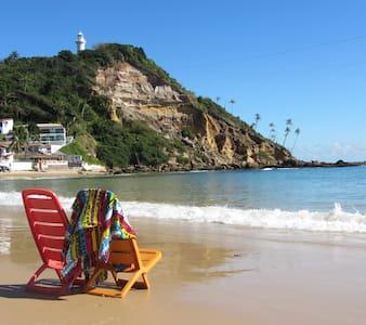 1st beach, Varandão 1 - Cairu - Apartamento
