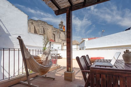 Charming House in Jerez - Wohnung