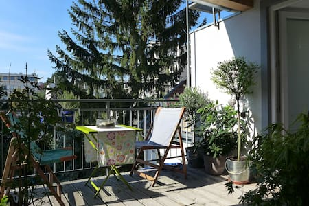 rooftop-apartment near metro - Vienna - Appartamento