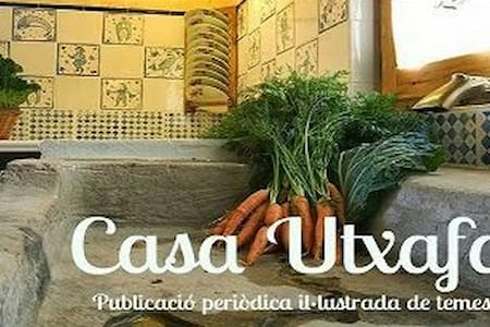 Casa Utxafava/ Country House - Vila-sana