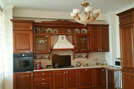 Spacious 1BR apartment in Baku - Lejlighed