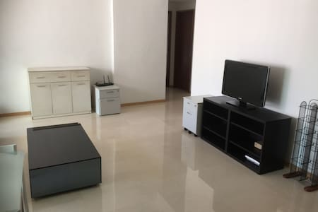 Smaller Single Room  At East Area - Apartamento