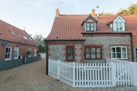 Garden Cottage, Blakeney, Norfolk - Blakeney - Casa