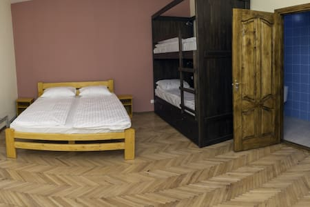 DREAM Hostel Carpathian Rakhiv/ДРИМ Хостел Рахов - Rakhiv - Autre