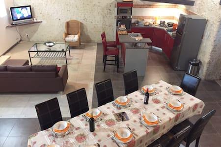 Maison de vacances proche Perigueux - Casa