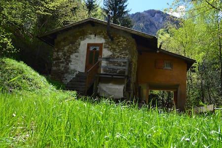 Casetta di Montagna del XIX secolo  - Haus