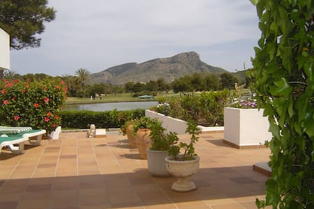 Golf Bungalow apt 166, La Manga Club, Spain - Lejlighed