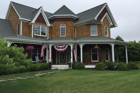 Victorian Hampton getaway - Ház