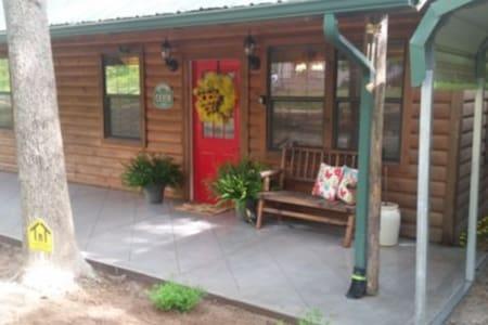 Belle Starr Cabin - Eufaula - Casa de campo
