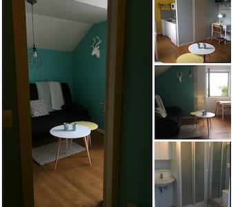 studio scandinave - Chaumont - Appartement