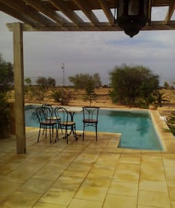 L'olivier de Zarzis - Maison d'hôtes - Errysifet