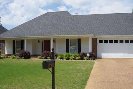 Cozy 2 BR in Cordova - Memphis - House