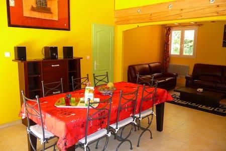 Domaine de Fontbelle - Villa 8 pers - Huis