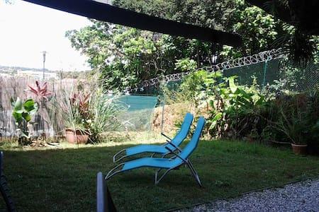 Grand studio avec jardin - Cayenne - Apartment
