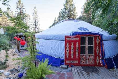 Mongolian Yurt in the Gold Country - Yurt